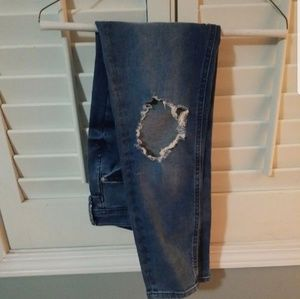Size 29 Free People skinny jeans